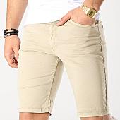 /achat-shorts-jean/american-people-short-jean-trone-beige-169113.html
