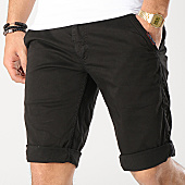 /achat-shorts-chinos/american-people-short-chino-terry-noir-169116.html