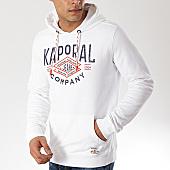 /achat-sweats-capuche/kaporal-sweat-capuche-paolo-blanc-169150.html