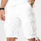 /achat-shorts-cargo/kaporal-short-cargo-korge-blanc-169178.html