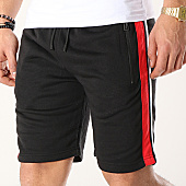/achat-shorts-jogging/zayne-paris-short-jogging-avec-bandes-md09-noir-rouge-blanc-169184.html