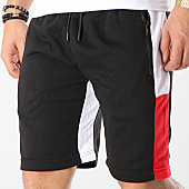 /achat-shorts-jogging/zayne-paris-short-jogging-avec-bandes-md03-noir-blanc-rouge-169200.html