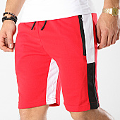 /achat-shorts-jogging/zayne-paris-short-jogging-avec-bandes-md03-rouge-blanc-noir-169202.html