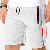 /achat-shorts-jogging/zayne-paris-short-jogging-avec-bandes-md02-gris-chine-blanc-169210.html