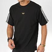 /achat-t-shirts/adidas--tee-shirt-a-bandes-floating-dv3262-noir-dore-169333.html