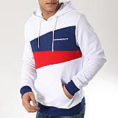 /achat-sweats-capuche/antony-morato-sweat-capuche-mmfl00501-blanc-bleu-marine-rouge-169269.html