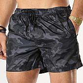 /achat-maillots-de-bain/brave-soul-short-de-bain-camouflage-melbourne-noir-169389.html
