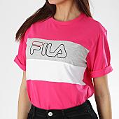 /achat-t-shirts/fila-tee-shirt-femme-lei-682062-rose-blanc-gris-chine-169461.html