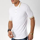 /achat-polos-manches-courtes/ikao-polo-manches-courtes-oversize-f401-blanc-renaissance-169251.html