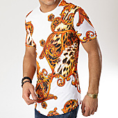 /achat-t-shirts-longs-oversize/ikao-tee-shirt-oversize-f474-blanc-leopard-renaissance-169304.html