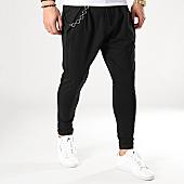 /achat-pantalons-carreaux/ikao-pantalon-f480-noir-169317.html