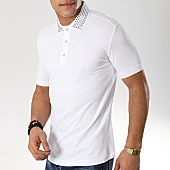 /achat-polos-manches-courtes/ikao-polo-manches-courtes-f465-blanc-169357.html