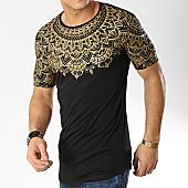 /achat-t-shirts-longs-oversize/ikao-tee-shirt-oversize-f443-noir-169386.html