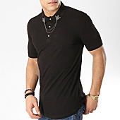 /achat-polos-manches-courtes/ikao-polo-manches-courtes-f446-noir-169408.html