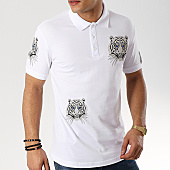 /achat-polos-manches-courtes/ikao-polo-manches-courtes-f473-blanc-169434.html
