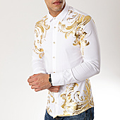 /achat-chemises-manches-longues/ikao-chemise-manches-longues-f425-blanc-dore-renaissance-169444.html