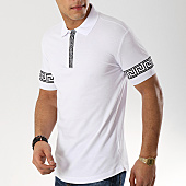 /achat-polos-manches-courtes/ikao-polo-manches-courtes-f400-blanc-169451.html