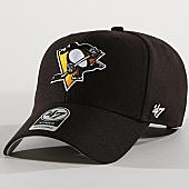 /achat-casquettes-de-baseball/47-brand-casquette-pittsburgh-penguins-mvp-mvp15wbv-noir-169680.html