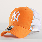 /achat-trucker/47-brand-casquette-trucker-new-york-yankees-mvp-flgsh17gwp-orange-blanc-169717.html