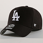 /achat-casquettes-de-baseball/47-brand-casquette-los-angeles-dodgers-mvp-mvpsp12wbv-noir-169740.html