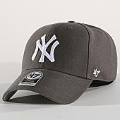 /achat-casquettes-de-baseball/47-brand-casquette-new-york-yankees-mvp-mvptt17wbv-gris-anthracite-169746.html