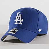 /achat-casquettes-de-baseball/47-brand-casquette-los-angeles-dodgers-mvp-mvprp12wbv-bleu-roi-169761.html