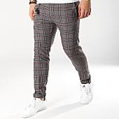 /achat-pantalons-carreaux/classic-series-pantalon-carreaux-p19020-gris-chine-noir-rouge-169530.html