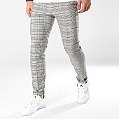 /achat-pantalons-carreaux/classic-series-pantalon-carreaux-p19005-noir-blanc-169537.html
