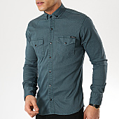 /achat-chemises-manches-longues/classic-series-chemise-manches-longues-16310-turquoise-169570.html