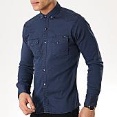 /achat-chemises-manches-longues/classic-series-chemise-manches-longues-16310-bleu-169571.html
