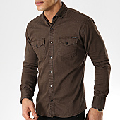 /achat-chemises-manches-longues/classic-series-chemise-manches-longues-16310-marron-169572.html