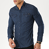 /achat-chemises-manches-longues/classic-series-chemise-manches-longues-16037-bleu-marine-169604.html