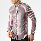 /achat-chemises-manches-longues/classic-series-chemise-manches-longues-3381-gris-blanc-rouge-169655.html