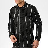 /achat-chemises-manches-longues/classic-series-chemise-manches-longues-6784-noir-169707.html