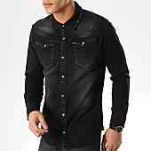 /achat-chemises-manches-longues/classic-series-chemise-manches-longues-6811-noir-169709.html