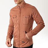 /achat-chemises-manches-longues/classic-series-chemise-doublee-16448-brique-169720.html