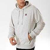 /achat-sweats-capuche/fila-sweat-capuche-victor-687003-gris-chine-169487.html