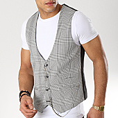 /achat-cardigans-gilets/ikao-gilet-f450-noir-blanc-169539.html