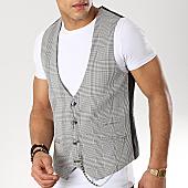 /achat-cardigans-gilets/ikao-gilet-f450-noir-blanc-169539.html