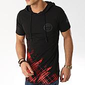 /achat-t-shirts-capuche/mtx-tee-shirt-capuche-oversize-fx257-noir-169579.html