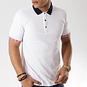/achat-polos-manches-courtes/mtx-polo-manches-courtes-133-blanc-169588.html