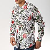 /achat-chemises-manches-longues/mtx-chemise-manches-longues-floral-xs1203-blanc-169614.html