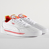 /achat-baskets-basses/puma-baskets-cali-0-drive-trhu-cc-369472-01-white-blazing-yelow-red-169690.html