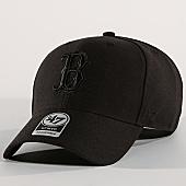 /achat-casquettes-de-baseball/47-brand-casquette-boston-red-sox-mvp-mvpsp02wbp-noir-169791.html