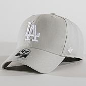 /achat-casquettes-de-baseball/47-brand-casquette-los-angeles-dodgers-mvp-mvpsp12wbp-gris-169796.html