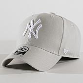 /achat-casquettes-de-baseball/47-brand-casquette-new-york-yankees-mvp-mvpsp17wbp-gris-169802.html