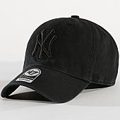 /achat-casquettes-de-baseball/47-brand-casquette-new-york-yankees-clean-up-rgw17gwsnl-noir-169812.html