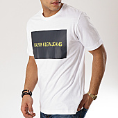 /achat-t-shirts/calvin-klein-tee-shirt-institutional-box-logo-7850-blanc-169969.html