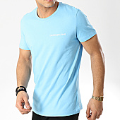 /achat-t-shirts/calvin-klein-tee-shirt-small-institutional-logo-7852-bleu-clair-169973.html
