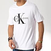 /achat-t-shirts/calvin-klein-tee-shirt-monogram-embroidery-1293-blanc-169988.html